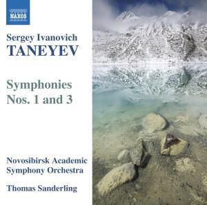 Sinfonien 1+3, Sanderling, Novosibirsk Academic So