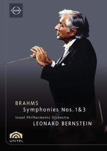 Sinfonien 1 & 3, Leonard Bernstein, Ipo