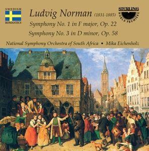 Sinfonien 1 & 3, Eichenholz, Nat.Sym.Orch.S.A.