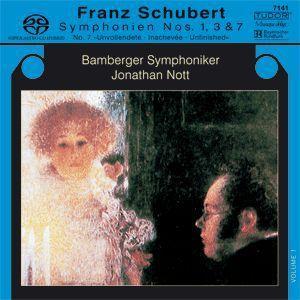 Sinfonien 1,3+7, Jonathan Nott, Bamberger Symphoniker