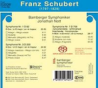 Sinfonien 1,3+7 - Produktdetailbild 1