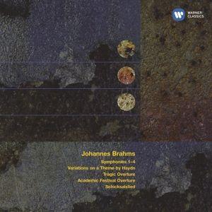 Sinfonien 1-4/+, Wolfgang Sawallisch, Lpo