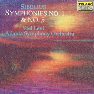 Sinfonien 1 & 5, Yoel Levi