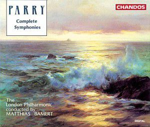 Sinfonien 1-5, Bamert, Lpo