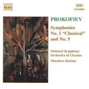 Sinfonien 1+5, Theodore Kuchar, Ukso