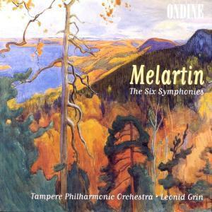 Sinfonien 1-6, Tampere Po, Leonid Grin