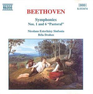 Sinfonien 1+6, Drahos, Nicolaus Esterhazy Sinf