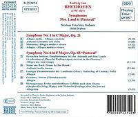 Sinfonien 1+6 - Produktdetailbild 1