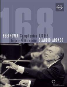 Sinfonien 1,6+8, Claudio Abbado, Berliner Philharmoniker