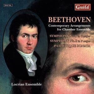 Sinfonien 1+8 Arr., The Locrian Ensemble