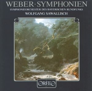 Sinfonien 1 C-Dur/2 C-Dur, Wolfgang Sawallisch, Sobr