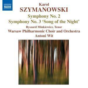 Sinfonien 2+3, Antoni Wit, Warschau Po