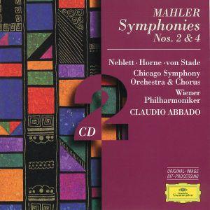 Sinfonien 2,4, Claudio Abbado, Cso