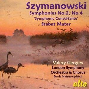 Sinfonien 2 & 4,Stabat Mater, Matsuev, Smoriginas, Matthews, Gergiev, Lso & Chorus