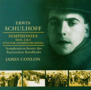 Sinfonien 2 & 5, James Conlon