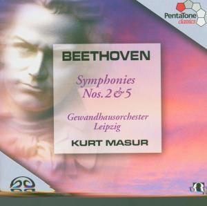 Sinfonien 2 & 5, Kurt Masur, Gol