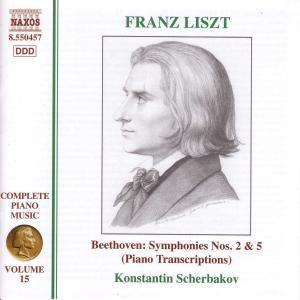 Sinfonien 2+5, Konstantin Scherbakov