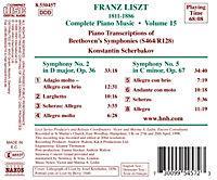 Sinfonien 2+5 - Produktdetailbild 1