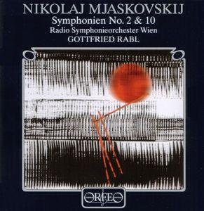 Sinfonien 2 Cis-Moll Op.11 U.10 F-Moll Op.30, Rabl, Rso Wien