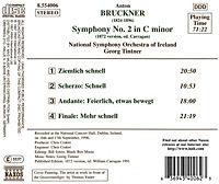 Sinfonien 2*Tintner - Produktdetailbild 1