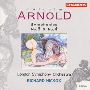 Sinfonien 3+4, Richard Hickox, Lso