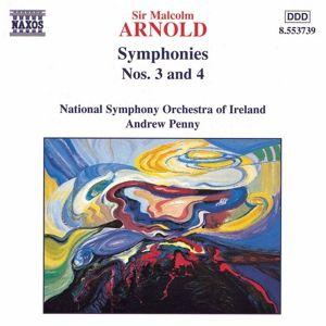 Sinfonien 3+4, Andrew Penny, Nsoi