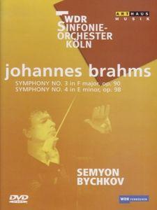 Sinfonien 3+4, Semyon Bychkov