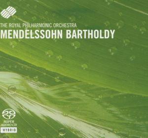 Sinfonien 3 & 4 (Mendelssohn Bartholdy,Felix), Rpo