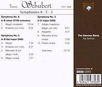 Sinfonien 3-5-8 - Produktdetailbild 1