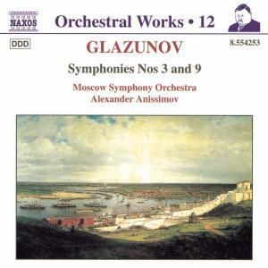 Sinfonien 3+9, Alexander Anissimov, Moscow So