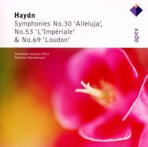Sinfonien 30,53+69, Nikolaus Harnoncourt, Cmw