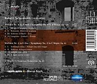 Sinfonien 4 & 2/Genoveva-Ouvertüre - Produktdetailbild 1