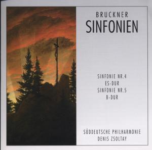 Sinfonien 4+5, Süddeutsche Philharmonie
