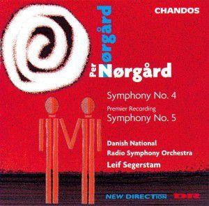 Sinfonien 4,5, Leif Segerstam, Drso