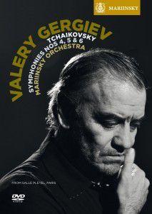Sinfonien 4-6, Gergiev, Mariinsky Orchestra
