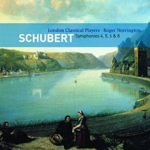Sinfonien 4-6 & 8, Roger Norrington, Lcp