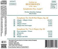 Sinfonien 4+7*Drahos - Produktdetailbild 1