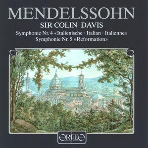 Sinfonien 4 A-Dur Op.90/5 D-Moll Op.107 Ref., Colin Davis, Sobr