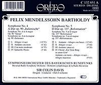 Sinfonien 4 A-Dur Op.90/5 D-Moll Op.107 Ref. - Produktdetailbild 1
