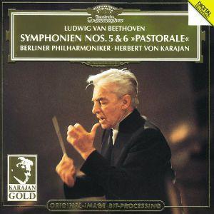 Sinfonien 5,6, Herbert von Karajan, Bp