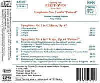 Sinfonien 5+6 - Produktdetailbild 1