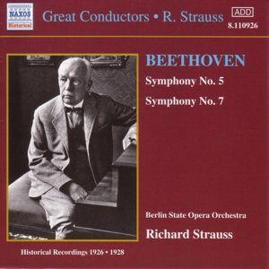 Sinfonien 5+7, Richard Strauss, Bsoo