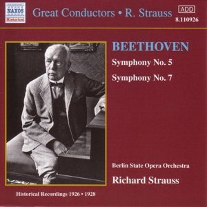 Sinfonien 5+7, Richard Strauss, Bsoo