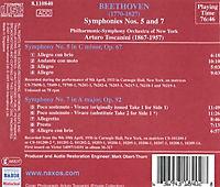 Sinfonien 5+7 - Produktdetailbild 1