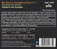 Sinfonien 5 & 7 - Produktdetailbild 1