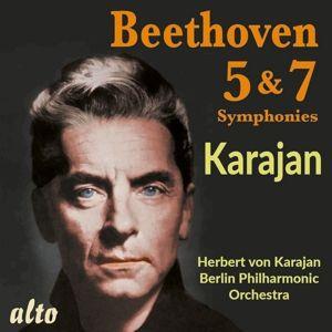 Sinfonien 5 & 7, Herbert von Karajan, Berliner Philharmoniker