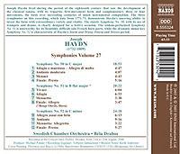 Sinfonien 50 - 52 - Produktdetailbild 1