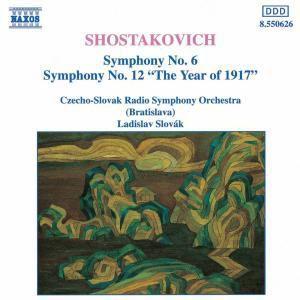Sinfonien 6+12, Slovak, Tschechoslowak.RSO