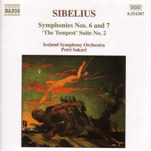 Sinfonien 6+7, Petri Sakari, Island So