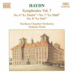 Sinfonien 6+7+8, Nicholas Ward, Northern Chamber Orchestra